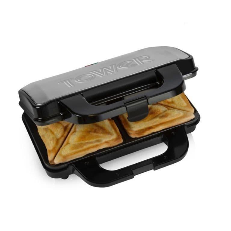 Tower Deep Fill Sandwich Maker - 900w